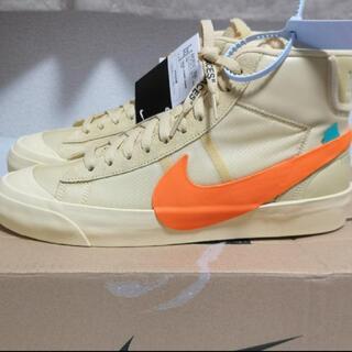 NIKE - Nike Off White Blazer mid 28.5 ナイキ