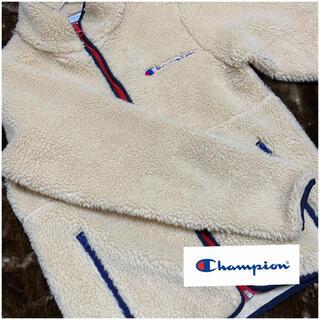 Champion - 人気★チャンピオン ボアパーカ 冬物 上着 ボアフリース おしゃれ かわいい