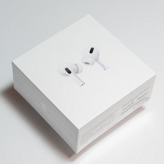 Apple - Apple AirPods Pro 新品未開封 シュリンク付き
