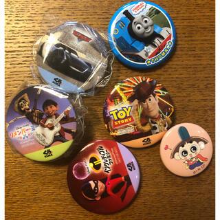 ディズニー(Disney)の缶バッチセット(バッジ/ピンバッジ)