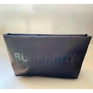 BURBERRY - 新品 バーバリー ポーチ 香水限定 正規ノベルティ ブラック  レア品