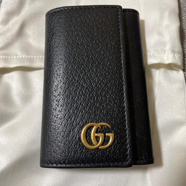 Gucci(グッチ)のgucci キーケース 美品 メンズのファッション小物(キーケース)の商品写真