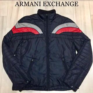 アルマーニエクスチェンジ(ARMANI EXCHANGE)のARMANI EXCHANGE ナイロン ブルゾン 中綿 アルマーニ(ブルゾン)