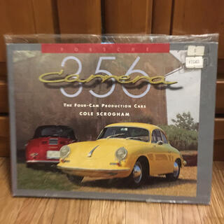 ポルシェ(Porsche)のPORSCHE 356 carrera 洋本(カタログ/マニュアル)