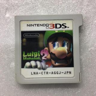 ニンテンドー3DS - 3DS ソフト ルイージマンション2