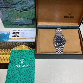 ROLEX - 再出品 ロレックス デイトジャスト 16234G       10Pダイヤ W番