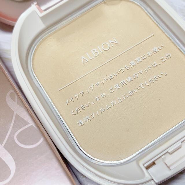 ALBION(アルビオン)のアルビオン ALBION パウダレスト010 ファンデーション コスメ/美容のベースメイク/化粧品(ファンデーション)の商品写真