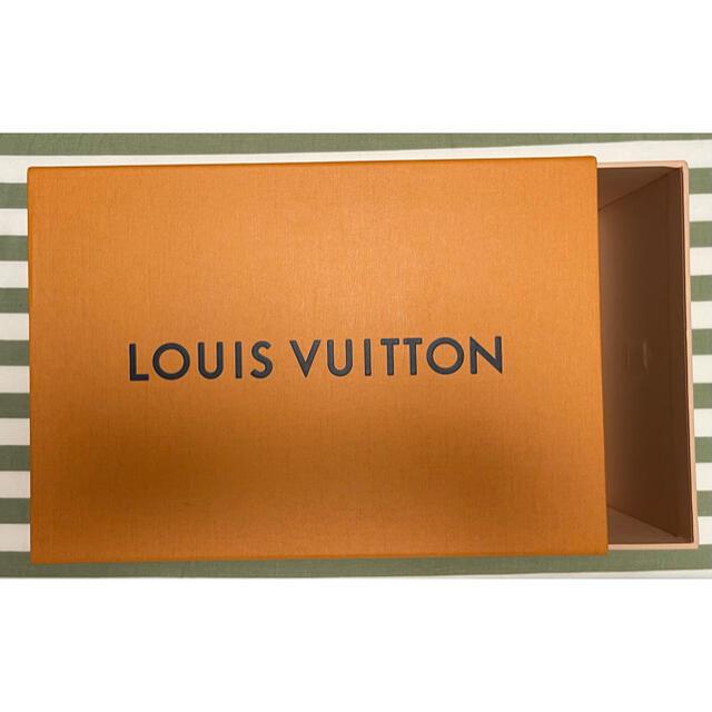 LOUIS VUITTON(ルイヴィトン)のヴィトン  靴の空箱 ③ その他のその他(その他)の商品写真