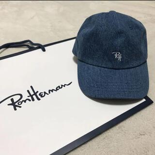 Ron Herman - 大人気‼︎ ロンハーマン デニムキャップ♡