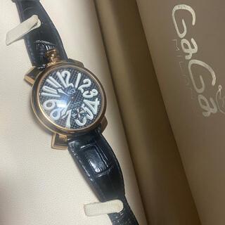 ガガミラノ(GaGa MILANO)のガガミラノ 値下げ交渉可能(腕時計(アナログ))