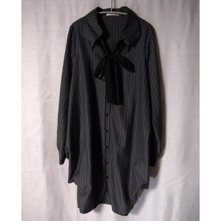 antiqua - 202★オシャレウォーカーのストライプシャツ