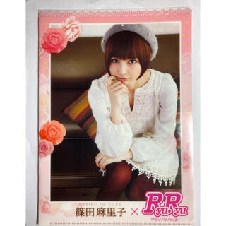 AKB48 篠田麻里子 クリアファイル(女性タレント)