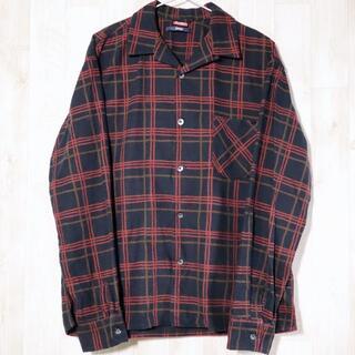 チャオパニック(Ciaopanic)のチャオパニック CIAOPANIC チェックシャツ ネルシャツ 長袖 サイズM(シャツ)