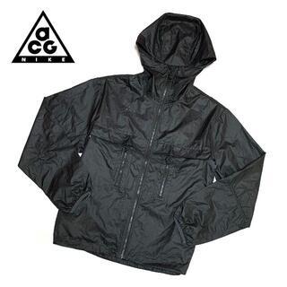 NIKE - 新品 Sサイズ ナイキ ACG ウィメンズ フーデッド ジャケット ブラック