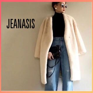 JEANASIS - JEANASIS ファーコート