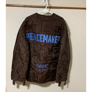 Supreme - OAMC PEACEMAKER 21SS ライナージャケット