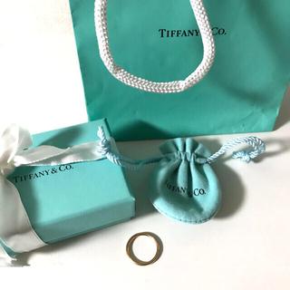 Tiffany & Co. - ティファニー ローズゴールド リング
