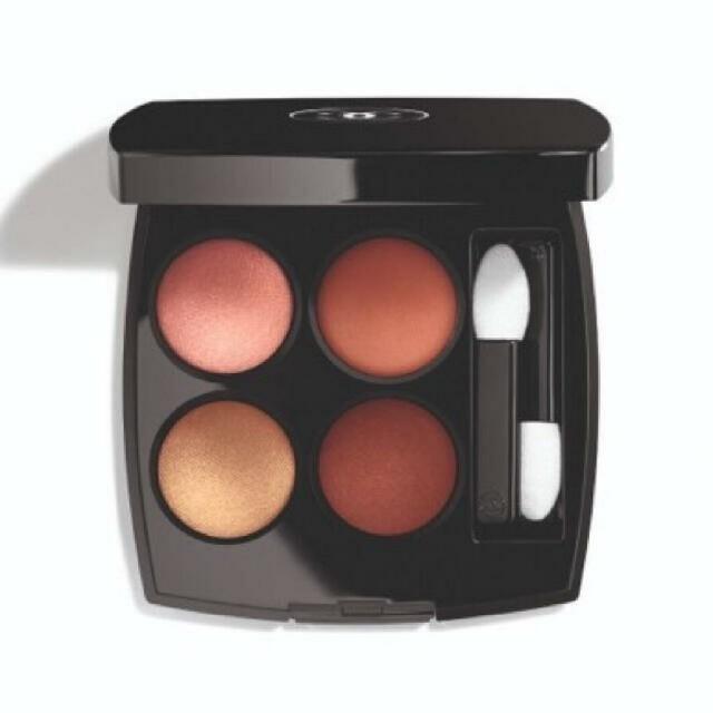 CHANEL(シャネル)のシャネル 368 ゴールデンメドウ 限定 レキャトル アイシャドウ コスメ/美容のベースメイク/化粧品(アイシャドウ)の商品写真