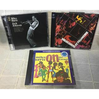 マイルスデイビス  70年 72年  エレクトリック 電化 マイルス 3点4CD(ジャズ)