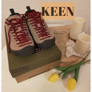 キーン(KEEN)の【KEEN】JASPER ジャスパー アウトドアスニーカー/レディース/(スニーカー)