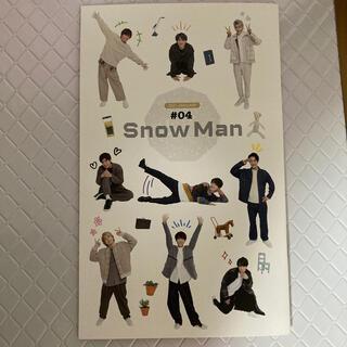 Johnny's - Snow Man 会報#4