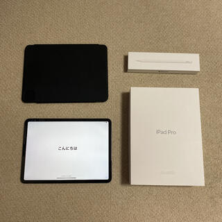 iPad - iPad Pro 11インチ 64GB Wi-Fi + Apple pencil