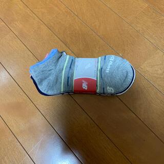 ニューバランス(New Balance)の新品 未使用品 ニューバランス 靴下 3足セット(ソックス)