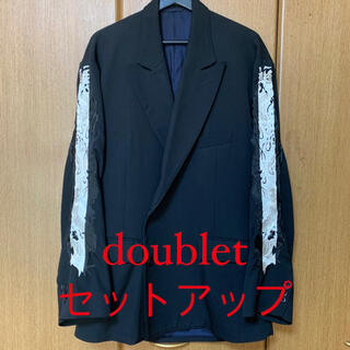 doublet 19aw セットアップ