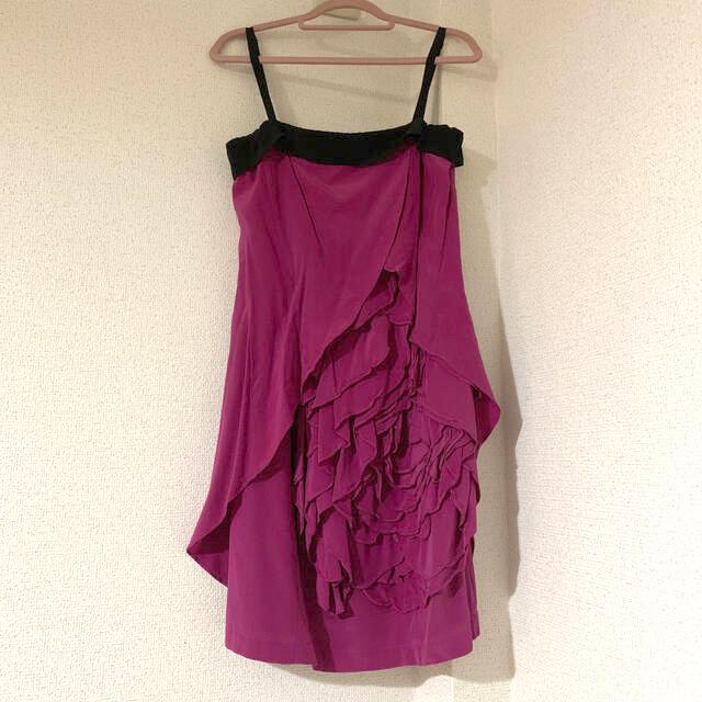 GRACE CONTINENTAL(グレースコンチネンタル)のグレースコンチネンタル ドレス レディースのフォーマル/ドレス(ミニドレス)の商品写真