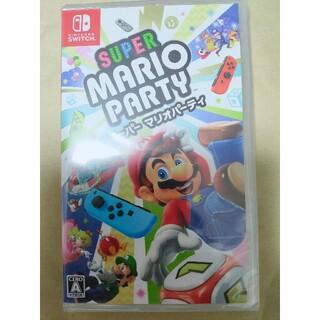 Nintendo Switch - スーパー マリオパーティ  Switch 新品未開封