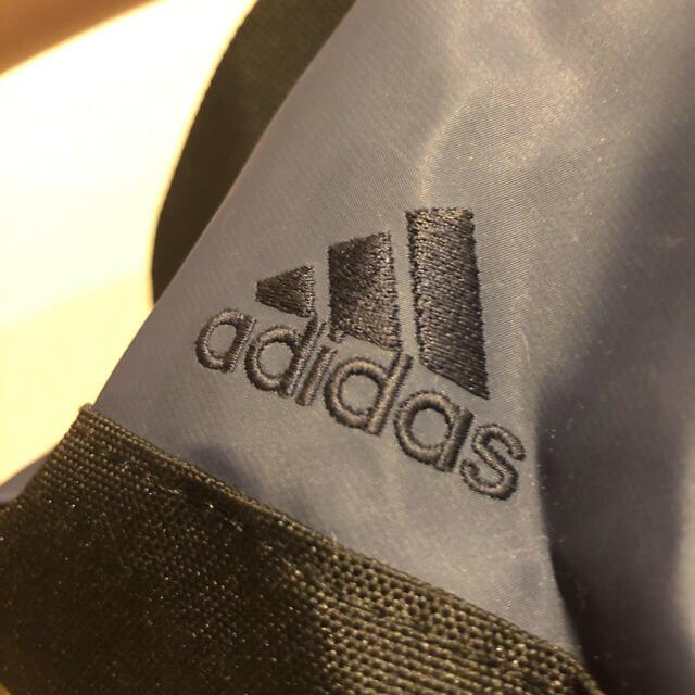 adidas(アディダス)の✴︎adidas ネイビー ショルダーバッグ✴︎ レディースのバッグ(ショルダーバッグ)の商品写真