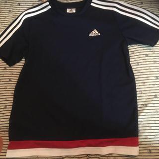 アディダス(adidas)のadidas アディダス Tシャツ 160cm(ウェア)