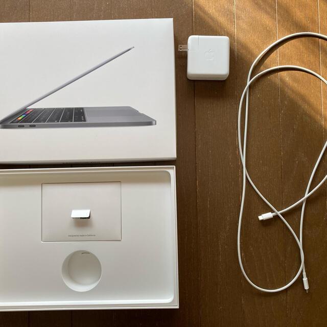 Apple(アップル)のMacBook Pro 13インチ 2019 スマホ/家電/カメラのPC/タブレット(ノートPC)の商品写真