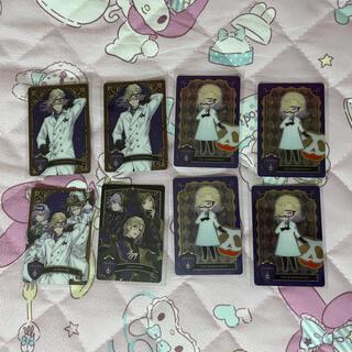 ディズニー(Disney)のツイステ ヴィル メタルカード3 (カード)