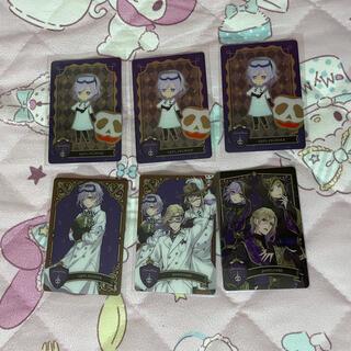 ディズニー(Disney)のエペル ツイステ メタルカード2(カード)