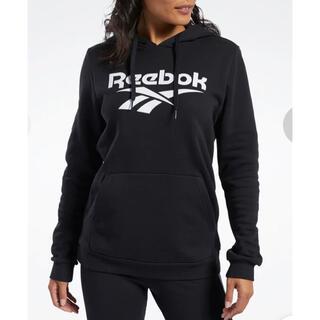 リーボック(Reebok)のリーボック クラシックス ベクター パーカー レディース  ブラック 黒(パーカー)
