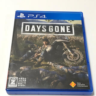 PlayStation4 - PS4 デイズゴーン/DAYS GONE