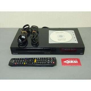トウシバ(東芝)の東芝/REGZA ブルーレイ DBR-C100【動作品】HDD:320GB(ブルーレイレコーダー)