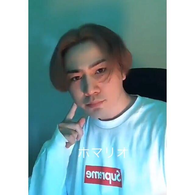 Supreme(シュプリーム)の登坂広臣 着用 supreme ロンT メンズのトップス(Tシャツ/カットソー(七分/長袖))の商品写真