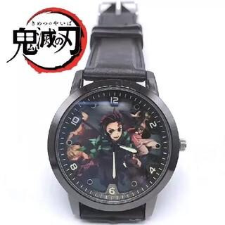 【新品】鬼滅の刃 腕時計    炭治郎 禰豆子 善逸 伊之助(腕時計)
