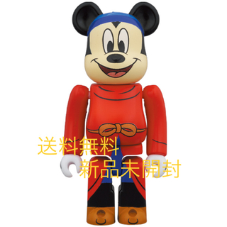 メディコムトイ(MEDICOM TOY)のBE@RBRICK FANTASIA100%400% ミッキーマウス (その他)