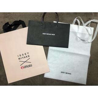 イッセイミヤケ(ISSEY MIYAKE)のブランド ショップ袋×10(ショップ袋)