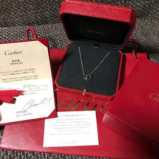 Cartier - カルティエ ネックレス 正規品