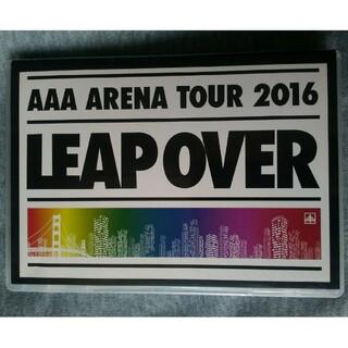 トリプルエー(AAA)のAAA  LEAP OVER 通常盤 DVD (ミュージック)
