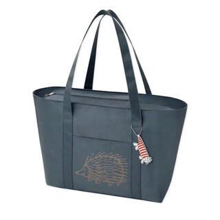Lisa Larson - リサ・ラーソンの豪華すぎるマイキーのチャーム付きハリネズミのビッグバッグ