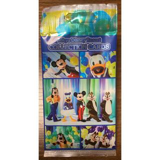 ディズニー(Disney)のTDR キャラクター 実写版 グッズ コレクションカード(カード)