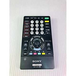 SONY ソニー純正テレビリモコン RMF-JD005(テレビ)