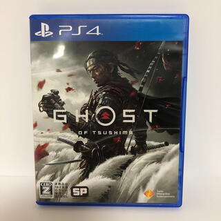 PlayStation4 - GHOST OF TSUSHIMA ゴーストオブツシマ ps4