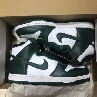 NIKE - NIKE DUNK high spartan green 29cm