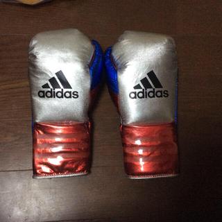アディダス(adidas)のアディダス ボクシンググローブ(ボクシング)